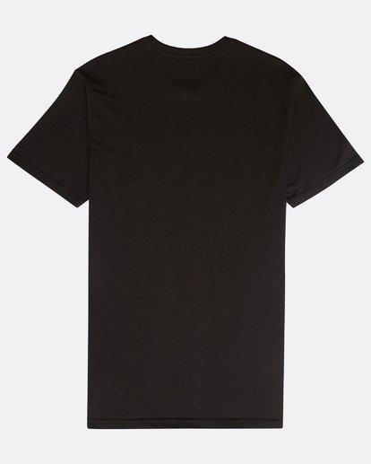 1 Trademark T-Shirt Negro N1SS15BIP9 Billabong