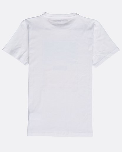 1 Tucked T-Shirt Weiss N1SS16BIP9 Billabong