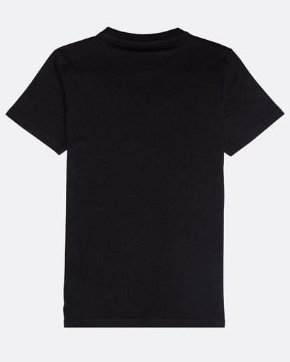 1 Tucked T-Shirt Schwarz N1SS16BIP9 Billabong