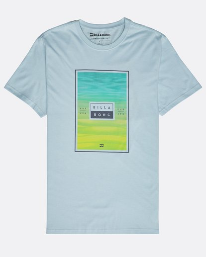 0 Tucked T-Shirt Blau N1SS16BIP9 Billabong