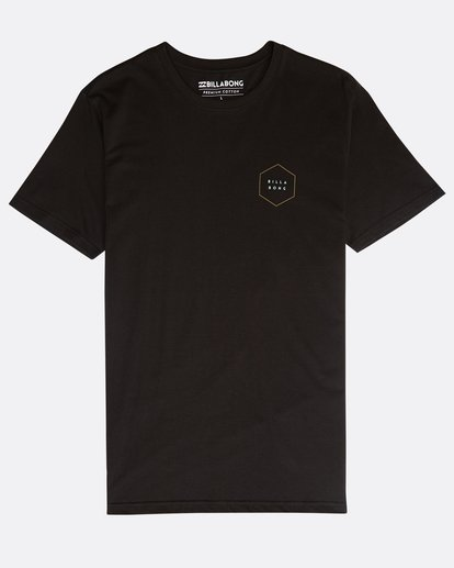 0 Access Back T-Shirt Negro N1SS17BIP9 Billabong