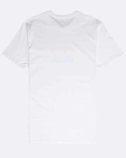 1 Team Wave Team T-Shirt Blanco N1SS19BIP9 Billabong