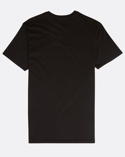 1 Rock Point T-Shirt Negro N1SS20BIP9 Billabong