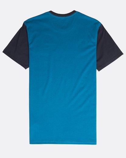 1 Rock Point T-Shirt Blue N1SS20BIP9 Billabong