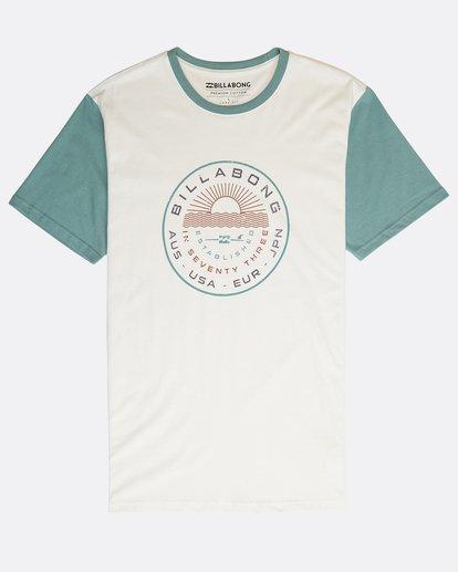 0 Rock Point T-Shirt Beige N1SS20BIP9 Billabong