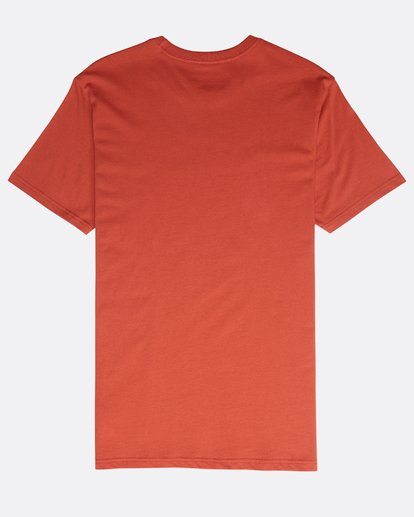 1 Rotated T-Shirt Rot N1SS21BIP9 Billabong