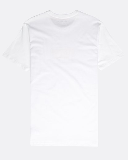 1 Keyline T-Shirt White N1SS22BIP9 Billabong