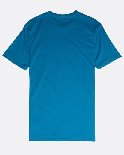 1 Keyline T-Shirt Azul N1SS22BIP9 Billabong