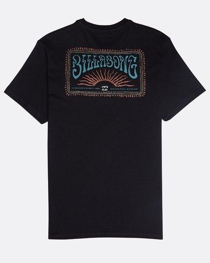 1 Deadhead T-Shirt Negro N1SS25BIP9 Billabong