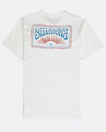1 Deadhead T-Shirt Beige N1SS25BIP9 Billabong