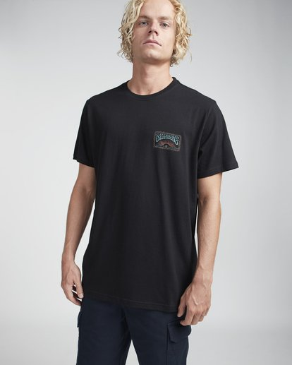 2 Deadhead T-Shirt Negro N1SS25BIP9 Billabong