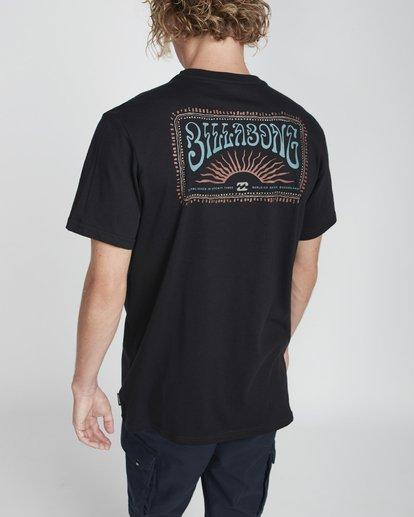 3 Deadhead T-Shirt Negro N1SS25BIP9 Billabong