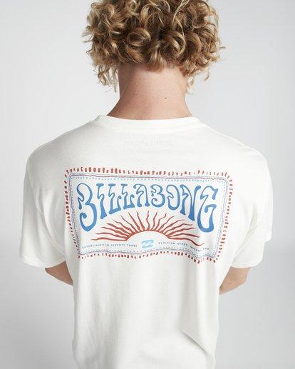 2 Deadhead T-Shirt Beige N1SS25BIP9 Billabong