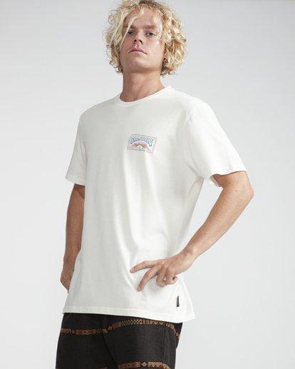 3 Deadhead T-Shirt Beige N1SS25BIP9 Billabong