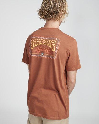2 Deadhead T-Shirt Verde N1SS25BIP9 Billabong