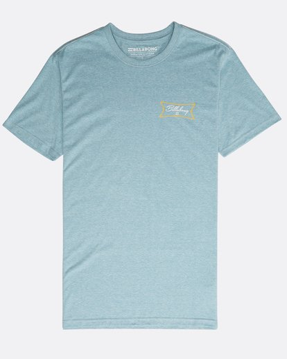 0 Riverside T-Shirt Blau N1SS26BIP9 Billabong