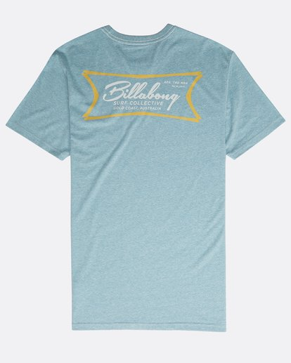 1 Riverside T-Shirt Blau N1SS26BIP9 Billabong