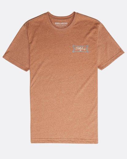0 Riverside T-Shirt Verde N1SS26BIP9 Billabong
