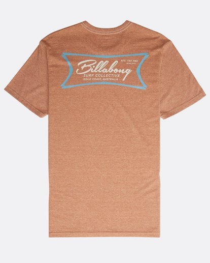 1 Riverside T-Shirt Verde N1SS26BIP9 Billabong