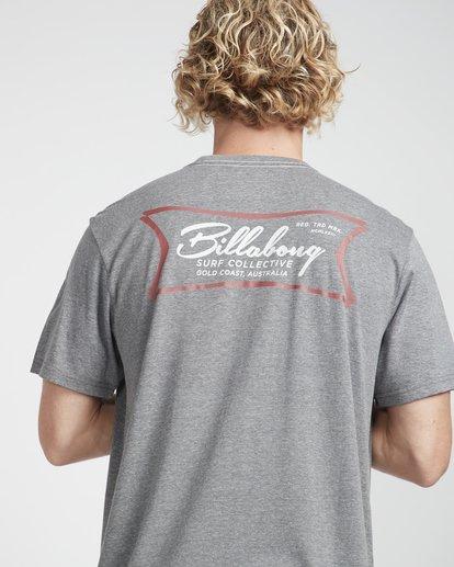 2 Riverside T-Shirt Negro N1SS26BIP9 Billabong