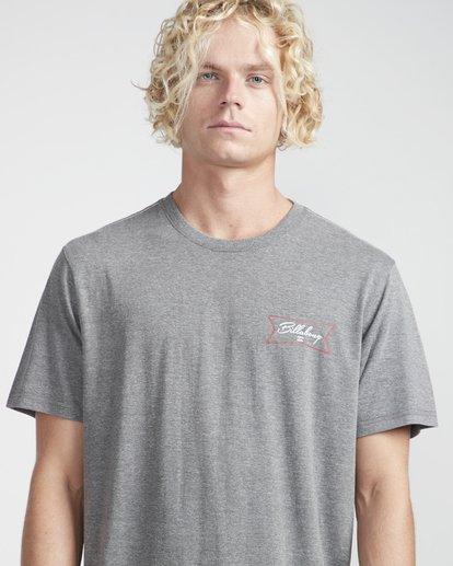 3 Riverside T-Shirt Negro N1SS26BIP9 Billabong