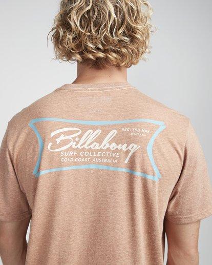 2 Riverside T-Shirt Verde N1SS26BIP9 Billabong