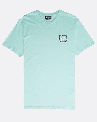 0 Nairobi T-Shirt Green N1SS28BIP9 Billabong