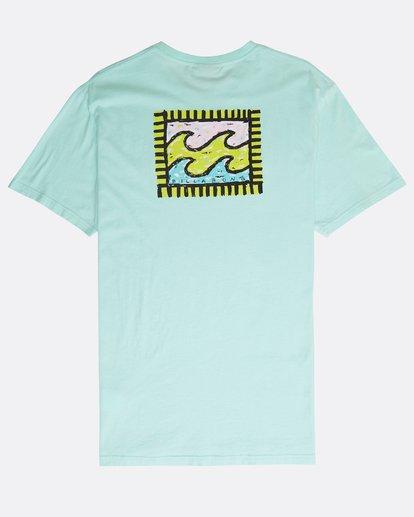 1 Nairobi T-Shirt Verde N1SS28BIP9 Billabong
