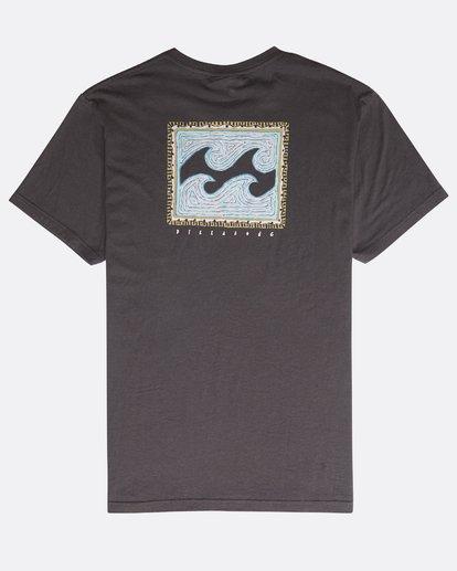 1 Nairobi T-Shirt Grau N1SS28BIP9 Billabong