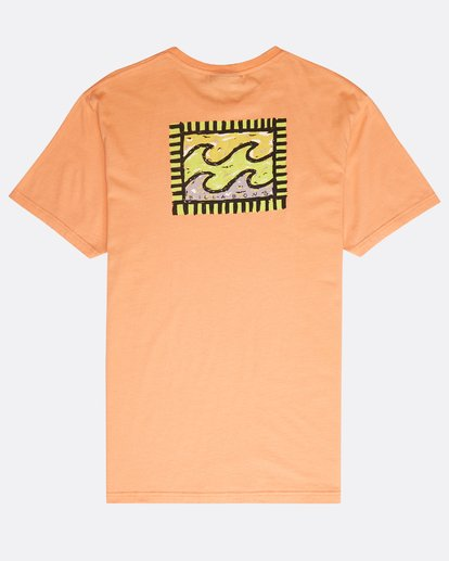 1 Nairobi T-Shirt Orange N1SS28BIP9 Billabong