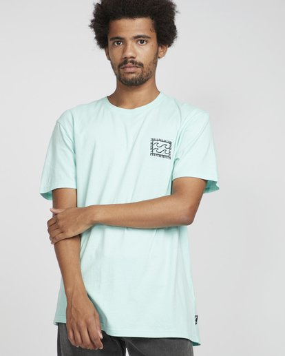 4 Nairobi T-Shirt Verde N1SS28BIP9 Billabong