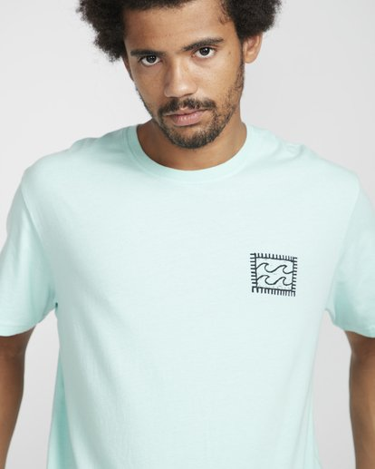 5 Nairobi T-Shirt Grün N1SS28BIP9 Billabong