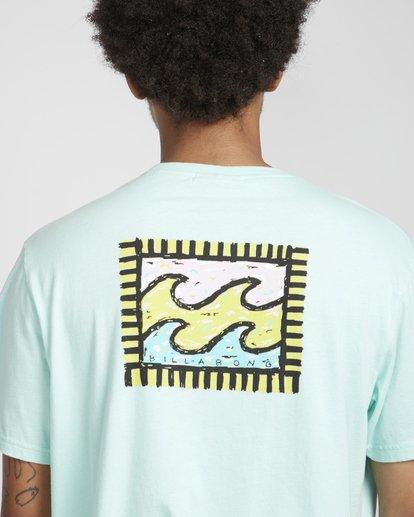 2 Nairobi T-Shirt Verde N1SS28BIP9 Billabong