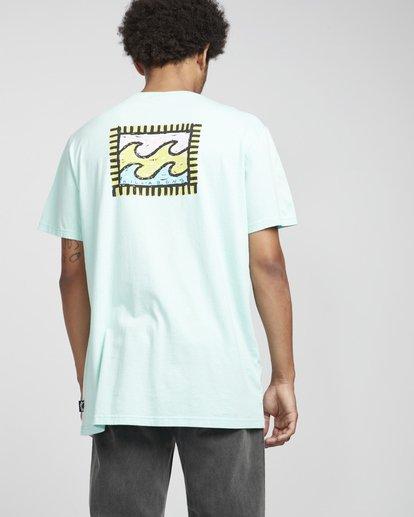 3 Nairobi T-Shirt Grün N1SS28BIP9 Billabong