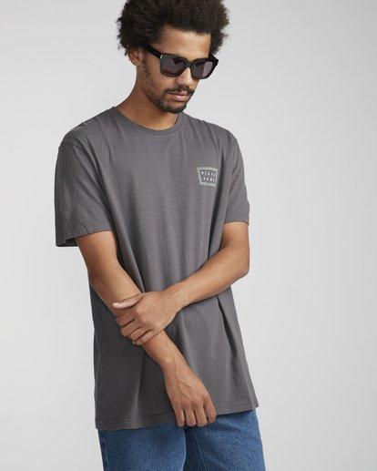 2 Nairobi T-Shirt Gris N1SS28BIP9 Billabong
