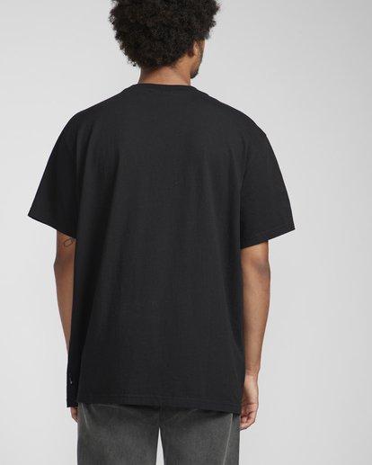 4 Vinta T-Shirt Black N1SS31BIP9 Billabong