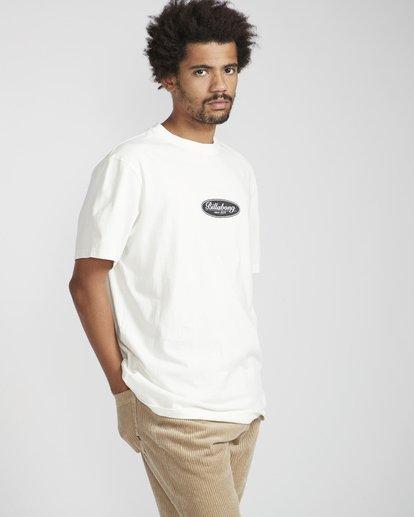 3 Vinta T-Shirt Beige N1SS31BIP9 Billabong