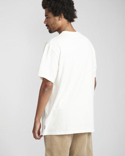 4 Vinta T-Shirt Beige N1SS31BIP9 Billabong