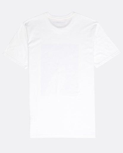 1 Hawaiian Gothic T-Shirt Blanco N1SS34BIP9 Billabong