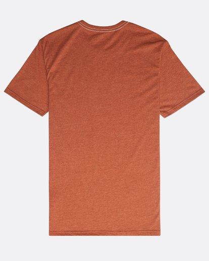 1 Pumping T-Shirt Green N1SS35BIP9 Billabong
