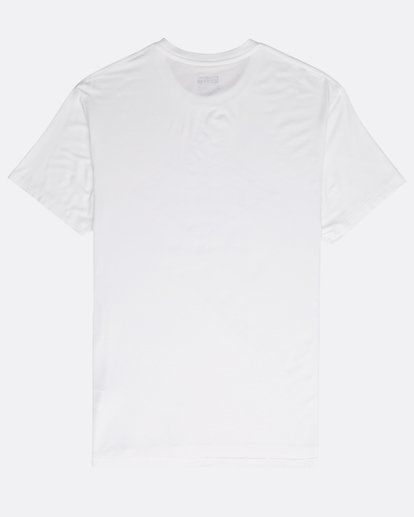 1 Watcher Tee Ss Blanc N1SS36BIP9 Billabong