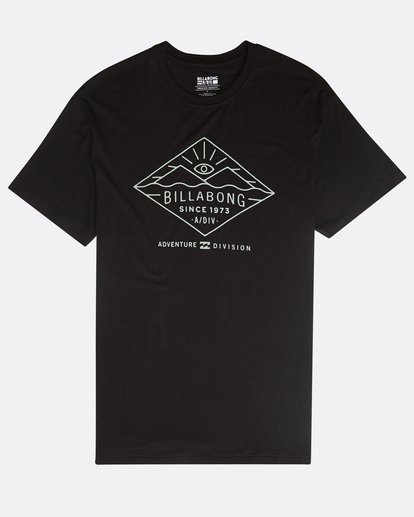 0 Watcher Tee Ss Negro N1SS36BIP9 Billabong