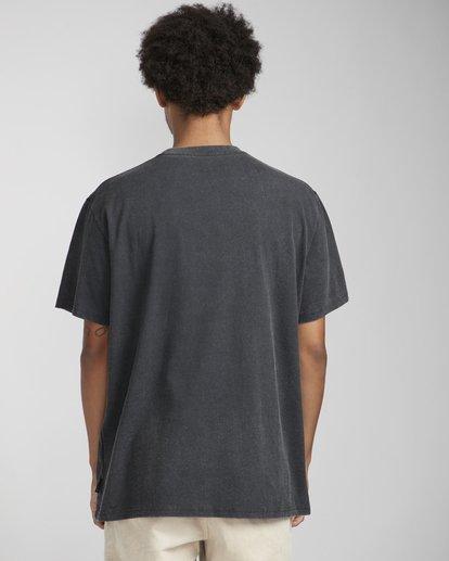 6 Snake On A Palm T-Shirt Negro N1SS37BIP9 Billabong