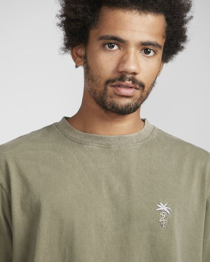 2 Snake On A Palm T-Shirt  N1SS37BIP9 Billabong