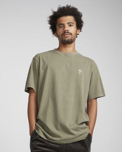 3 Snake On A Palm T-Shirt  N1SS37BIP9 Billabong
