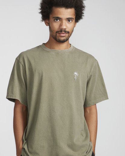 4 Snake On A Palm T-Shirt  N1SS37BIP9 Billabong