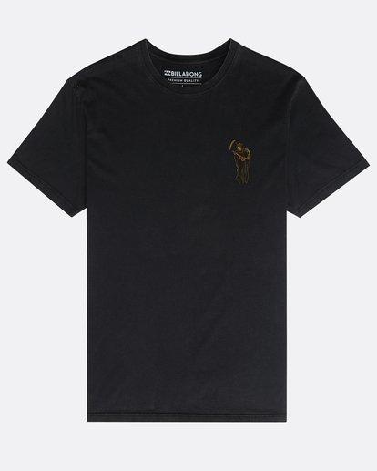 0 Reapin T-Shirt Noir N1SS38BIP9 Billabong