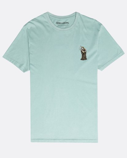 0 Reapin T-Shirt Verde N1SS38BIP9 Billabong