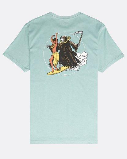 1 Reapin T-Shirt Verde N1SS38BIP9 Billabong