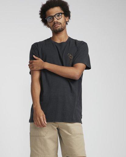 5 Reapin T-Shirt Noir N1SS38BIP9 Billabong